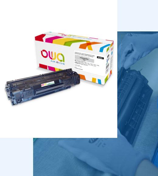 Img cartouches d'impression laser et copieurs remanufacturées